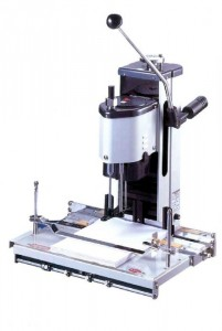 Papierbohrmaschine Filepecker III