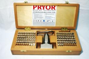 Stahltypensatz - Pryor - Priority