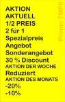 Preisauszeichner Blitz Promo TMP5 Texte