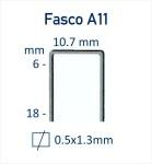 Heftklammer-Abmessung-Fasco-A11