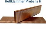 Heftklammer-Prebena-H