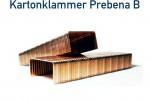 Kartonklammer-Prebena-B